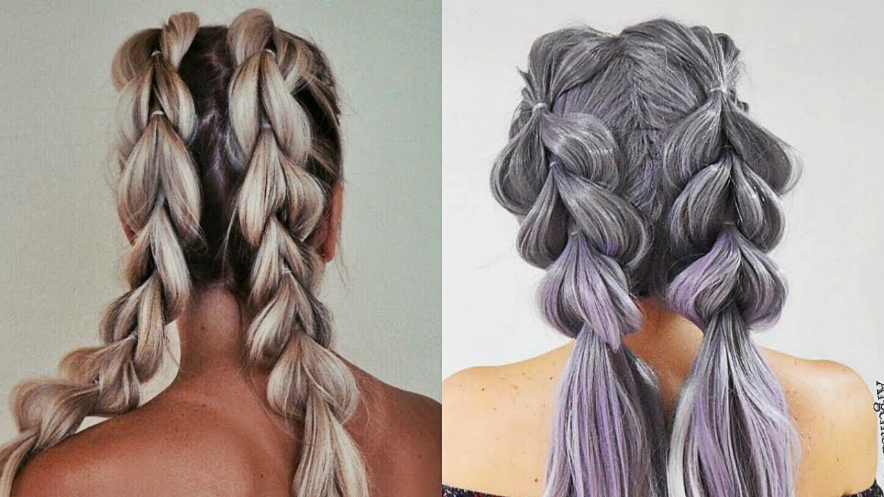 DIY Hair Hacks Every LAZY PERSON Should Know! Quick & Easy
