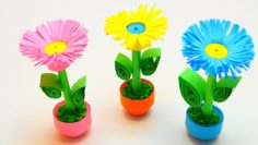 25 3d origami Flower Pot Instructions | 3d origami, Origami ... | 133x236