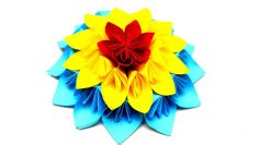 How to Make a Kusudama Ball: 12 Steps (with Pictures) - wikiHow | 133x236