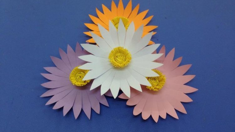 How to make an Origami Flower Ball - Wedding & Party Decorations ...   422x750