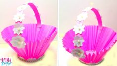 How To Make Paper Origami Easter Lilies (With images) | Easter ... | 133x236