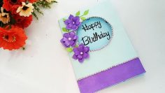 Brilliant How To Make Special Birthday Card For Best Friend Diy Gift Idea Personalised Birthday Cards Paralily Jamesorg