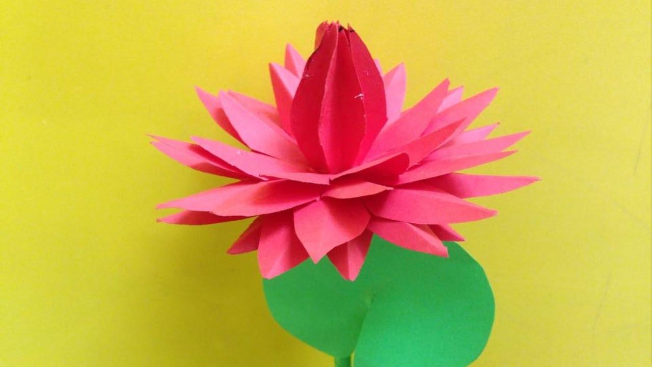 How to make a Kusudama Paper Flower | Easy origami Kusudama for ... | 720x1280