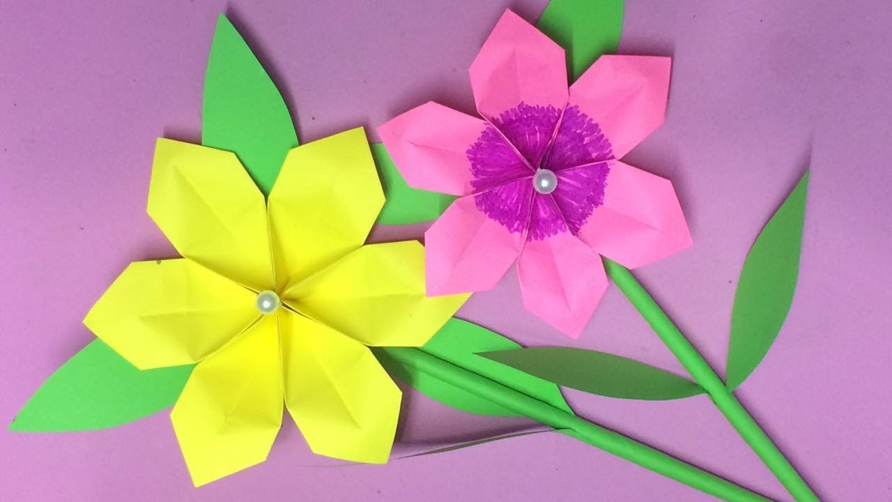 BEST ORIGAMI PAPER JET - How to make a paper airplane model | F-14 ... | 720x1280