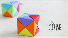 Origami Opening Heart Box / Envelope Tutorial - Design: Francis Ow ... | 133x236