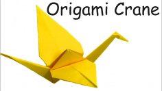 YouTube | Origami paper crane, Origami, Origami crane tutorial | 133x236