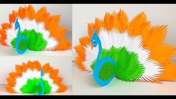 Independence Day Art And Craft Bizimtube Creative Diy Ideas Crafts And Smart Tips